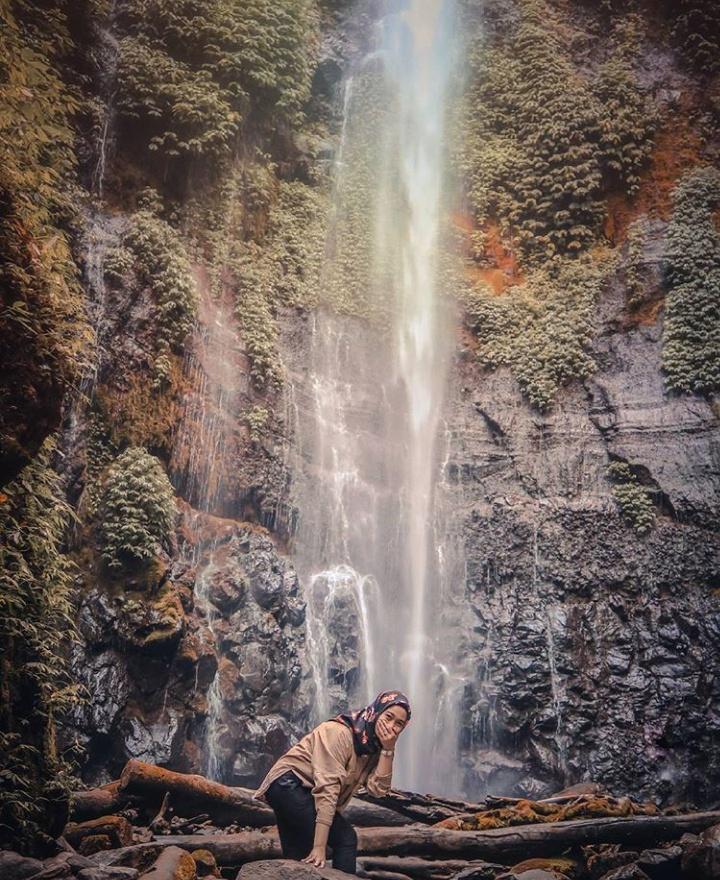 93 Gambar Air Terjun Curug Lawe Terbaik
