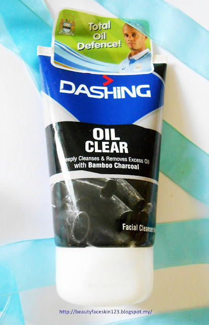 DASHING OIL CLEAR