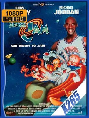 Space Jam: El juego del siglo (1996)HD [1080P-x265] latino[GoogleDrive] DizonHD
