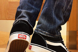 Jenis-Jenis Sepatu Vans yang Sangat Terkenal
