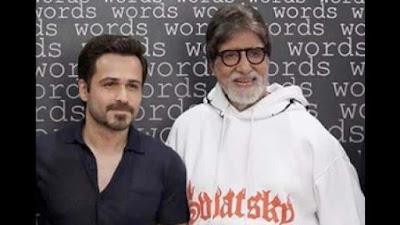 Amitabh Bachchan Emraan Hashmi in a mystery thriller film