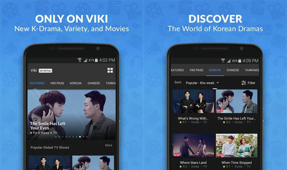 Viki Drama Korea