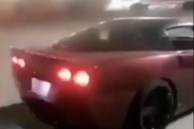 Saudi woman arrested for Drifting and reckless Driving