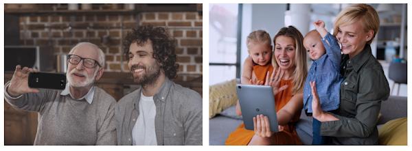 Dia Internacional da Família: como a tecnologia o ajuda a conectar-se com o que realmente importa