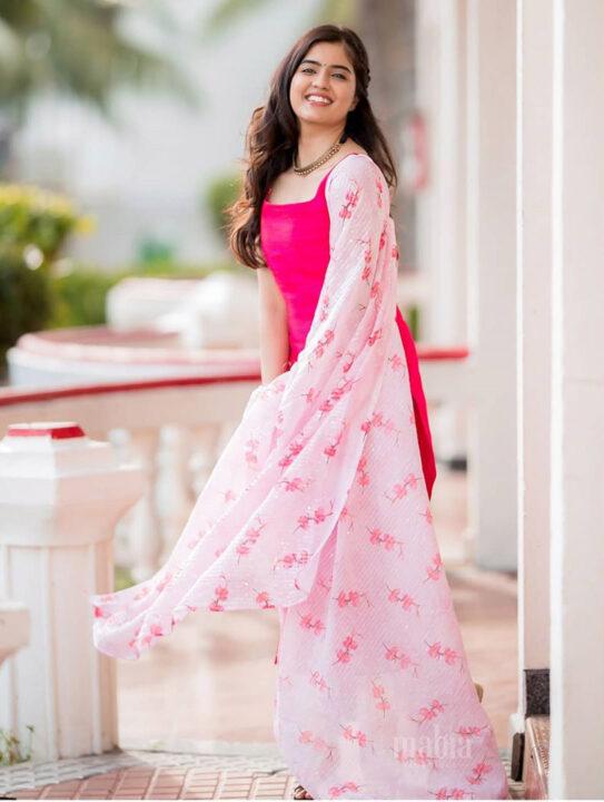 Amritha Aiyer New Stills