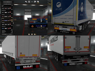 Mudflaps for Own Trailers v 3.0