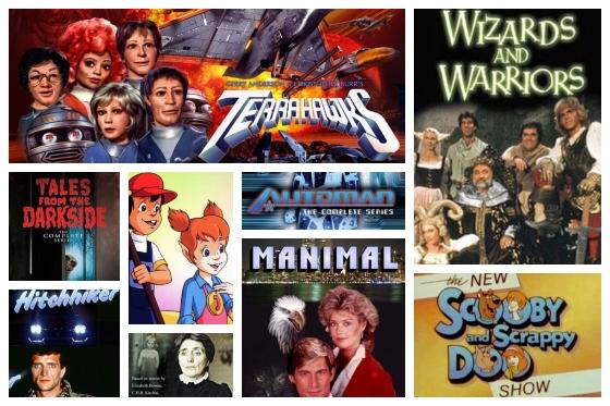 10 Series Que Cumplen 35 Años Que Quizás No Recordabas