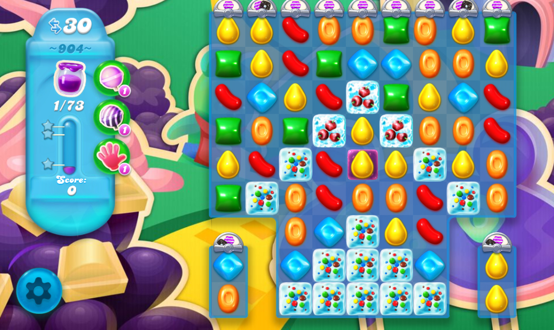 Candy Crush Soda Saga 904
