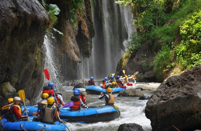 Seru, Songa Rafting Probolinggo