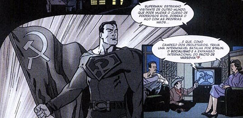 Resultado de imagem para camarada superman
