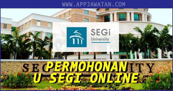 Jawatan Kosong SEGi University