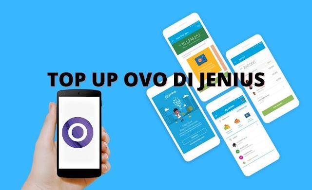 Top Up OVO di Jenius? Simple! Begini Cara yang harus Anda Lakukan.