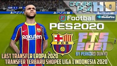 FTS 2021 Mod PES by Perkoro Dunyo