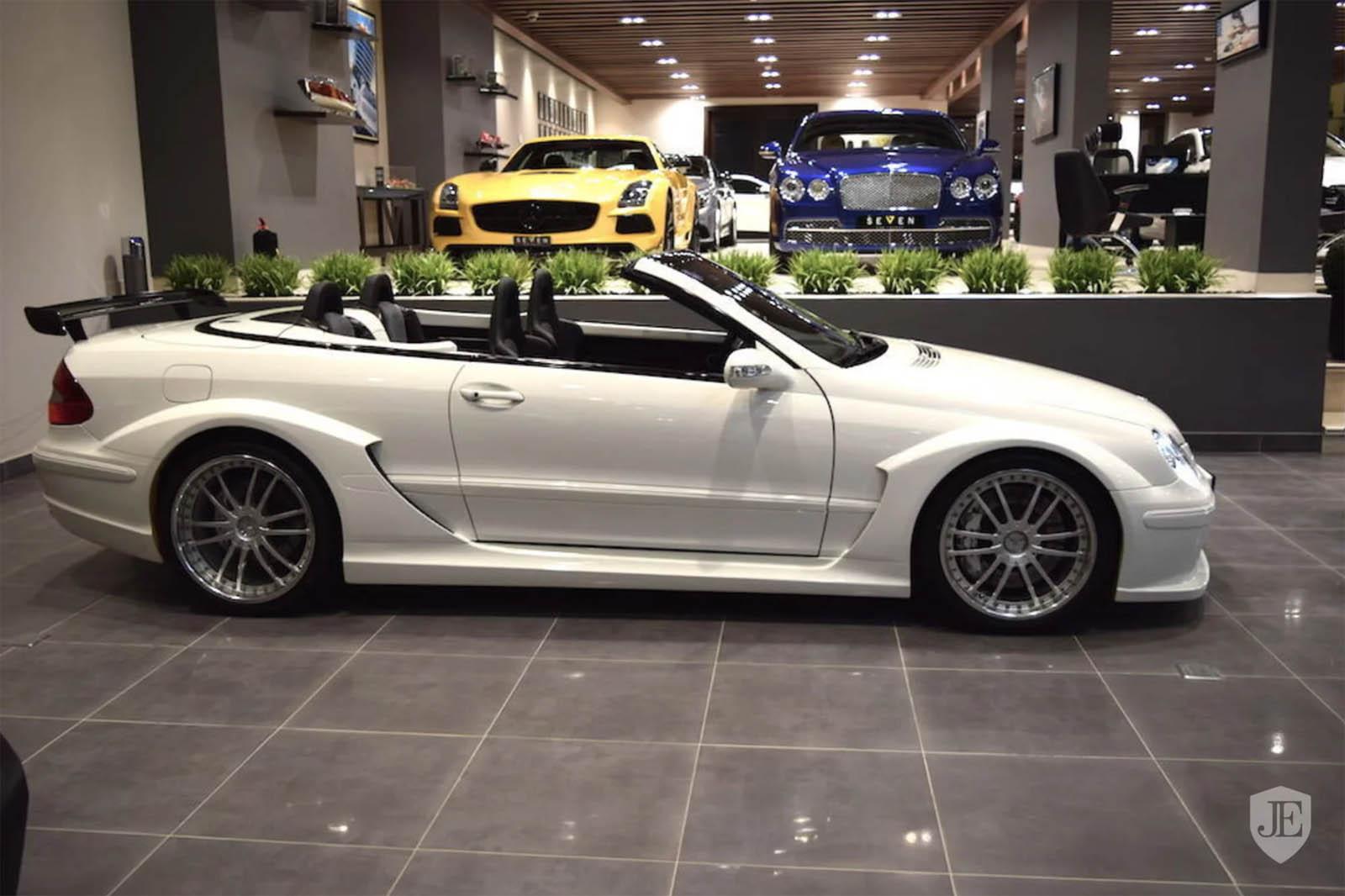 Keep your black series we want this mercedes clk dtm for Mercedes benz clk dtm