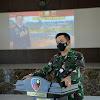Wakasau Lakukan Kinjungan Kerja di Lanud Hasamiddin