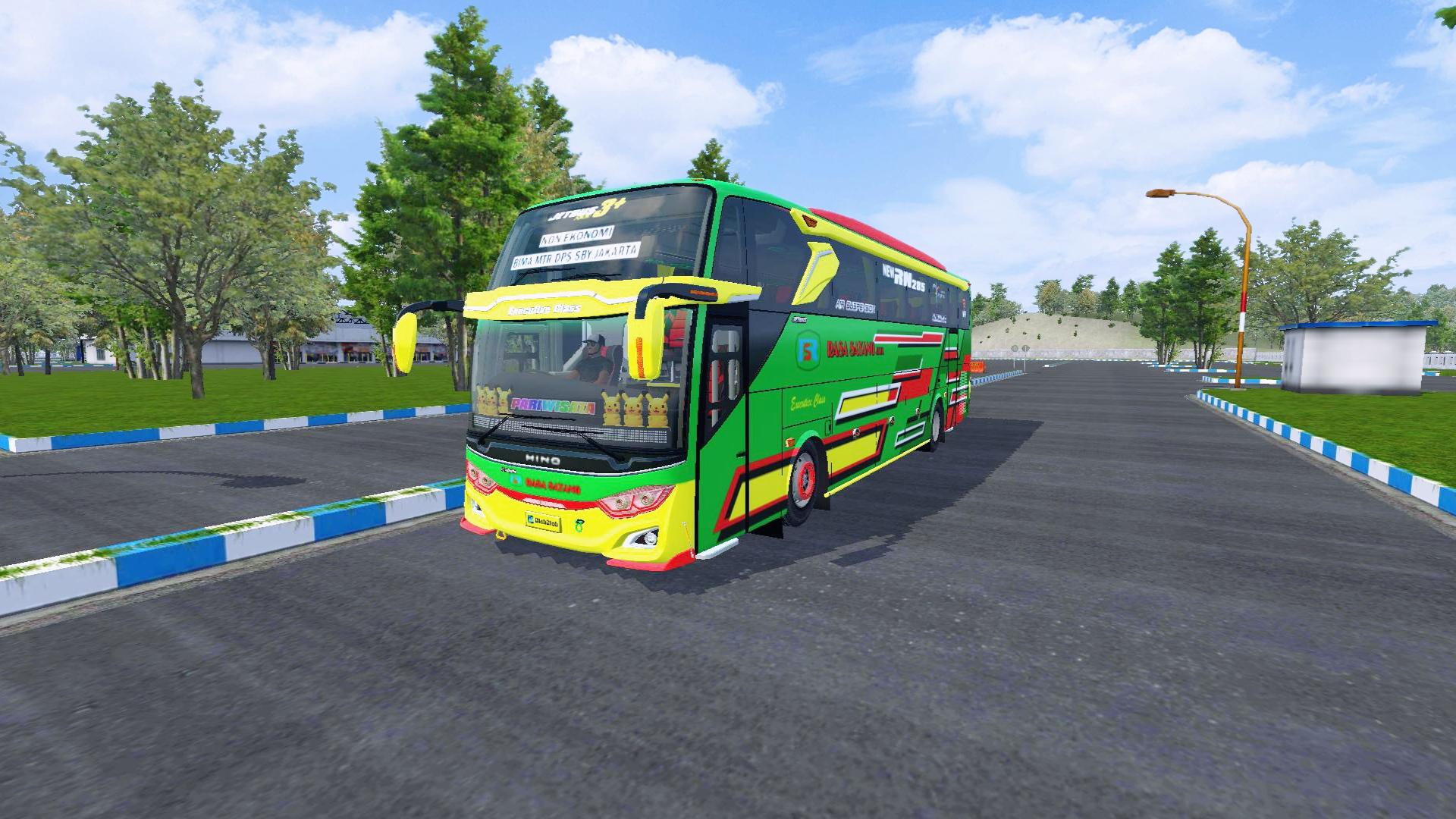 Bus Jb3+ Voyager Rasa Sayang