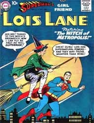 Read Supermans Girl Friend, Lois Lane comic online