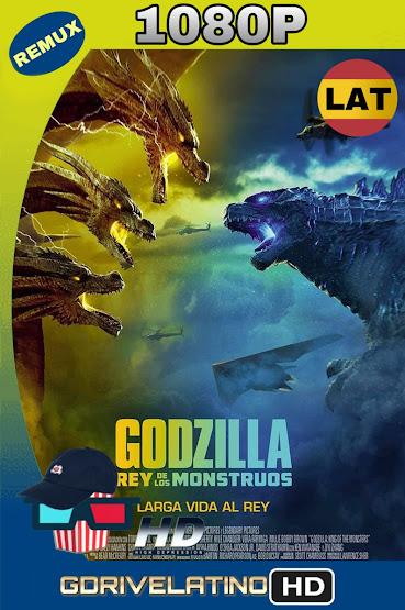 Godzilla II: El Rey de los Monstruos (2019) BDRemux 1080p Latino-Ingles MKV