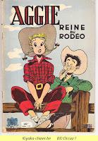 Aggie, reine du rodéo, numéro 6