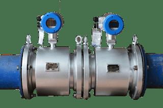 Pengetesan flow meter