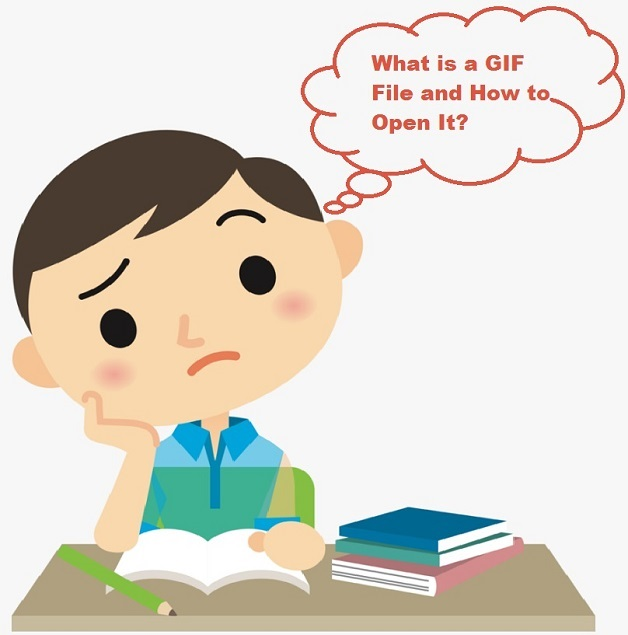 What is a GIF File and How to Open It?