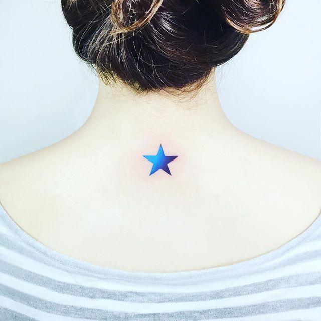 Tatuagens Minimalistas para as mulheres!