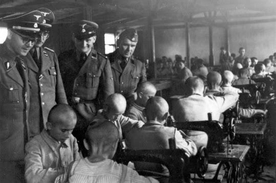 Nazi labor camp Poland children war crimes genocide totalitarianism history