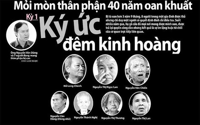 Ông Nguyễn Thanh Chấn viết đơn tự thú, tự khai phạm tội giết người như thế nào