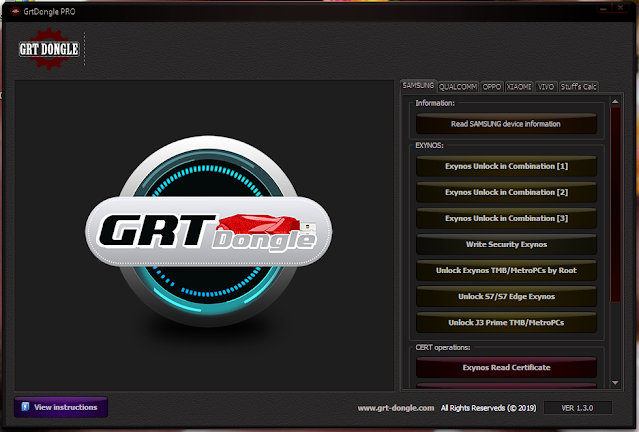 GRT Dongle Pro v1.3.0 Crack Download Without Dongle
