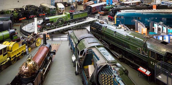 నేషనల్ రైల్ మ్యూజియం డిల్లీ పూర్తి వివరాలుNational Rail Museum Delhi Full Details