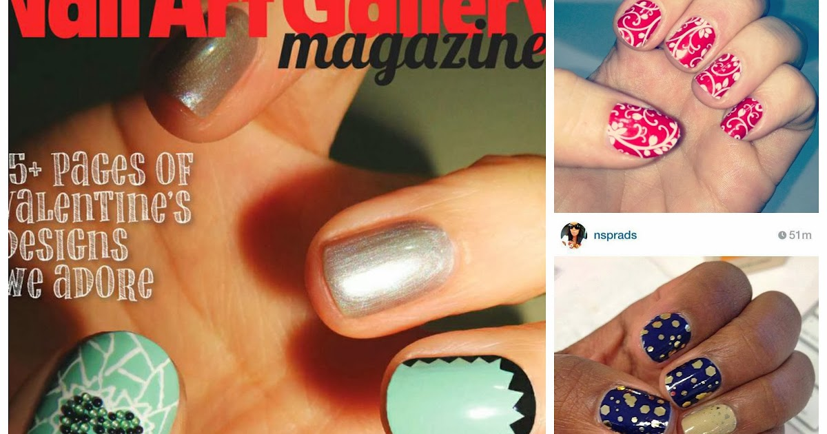 Perfect Nail Art Magazines Photos - Nail Art Design Ideas ...