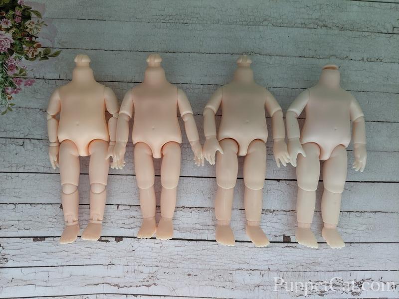 baboliy doll body
