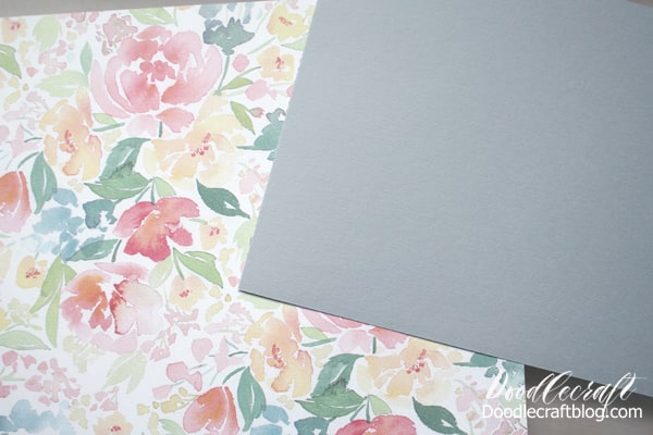 Paper for handmade cards