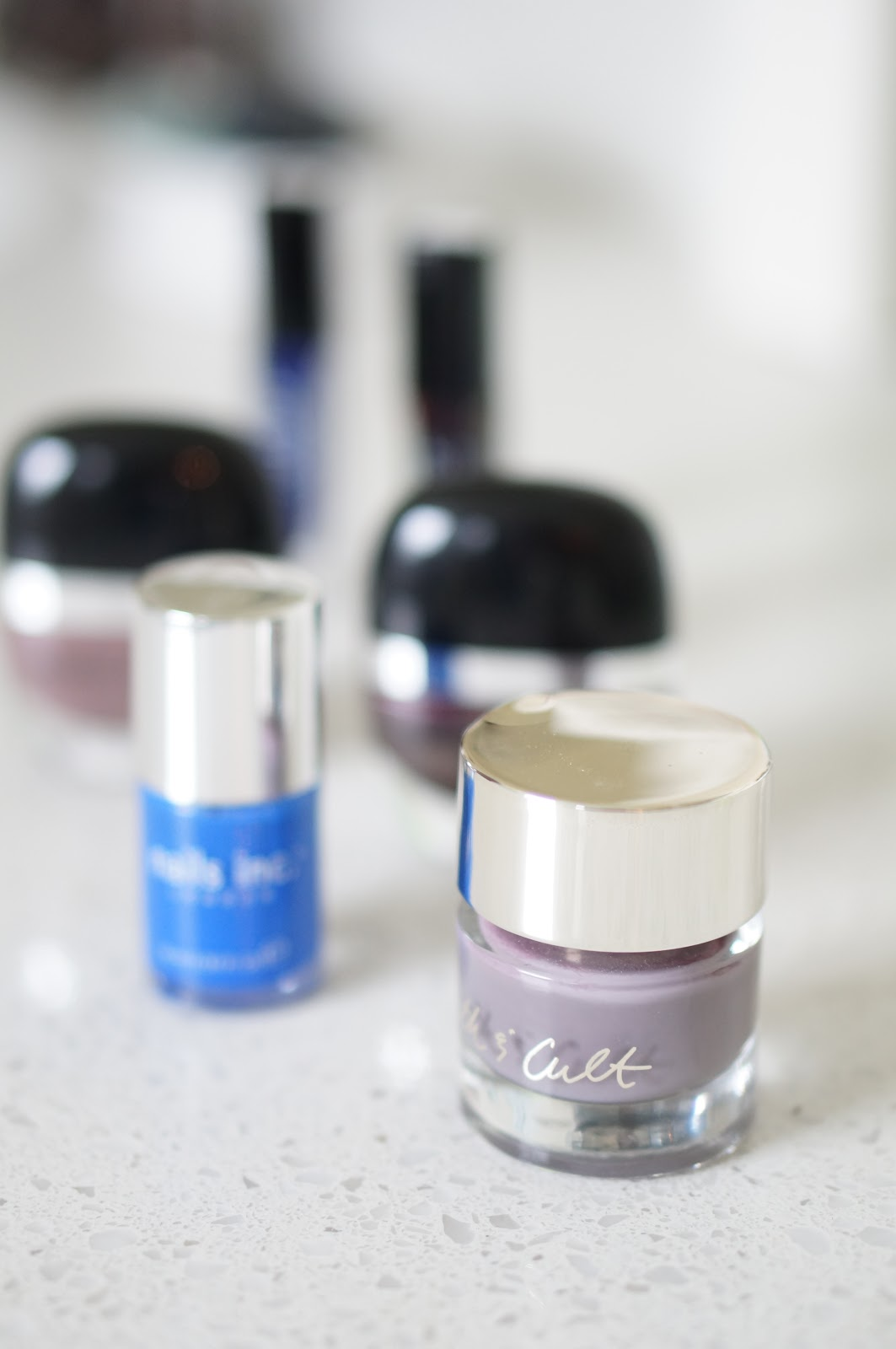 CRUELTY FREE BEAUTY | FALL NAIL POLISH by North Carolina style blogger Rebecca Lately