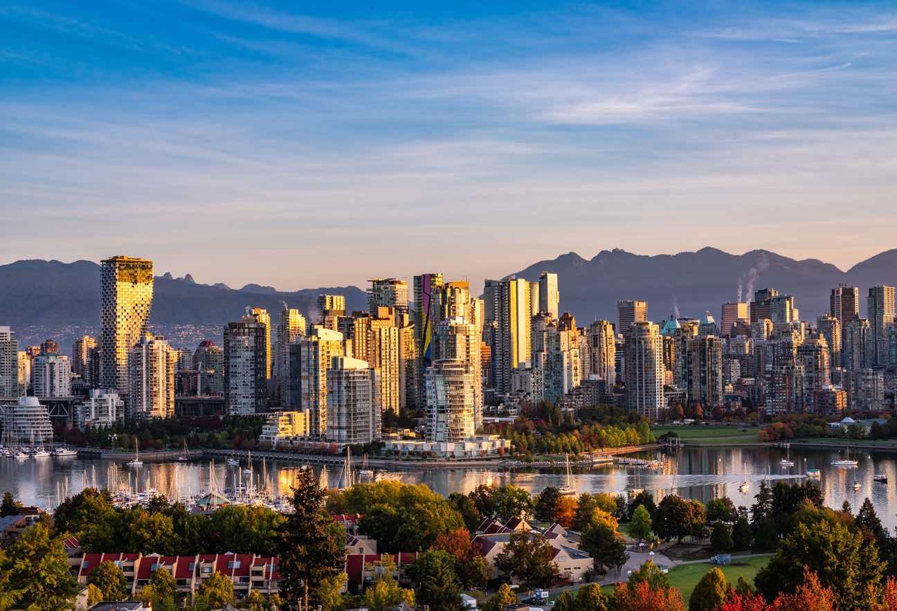 Vancouver quiere ser una ciudad con edificios sin emisiones