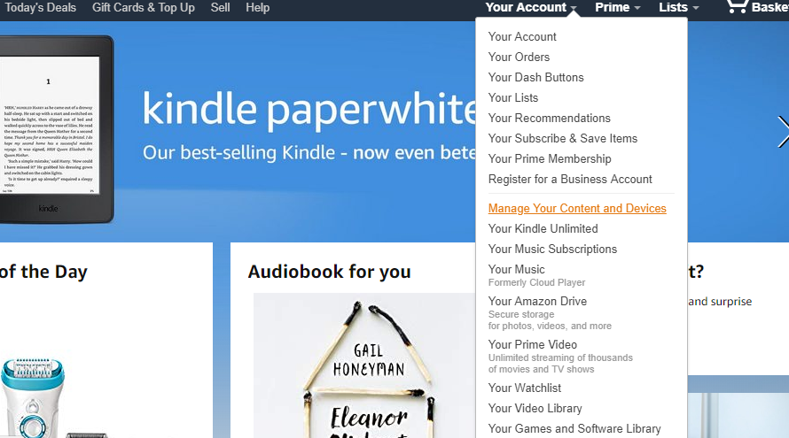 Blooming Fiction, How To Add Emails To Your Kindle Approved List