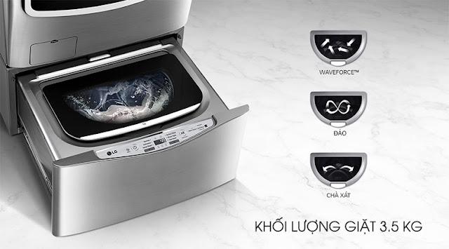 Máy giặt LG T2735NWLV