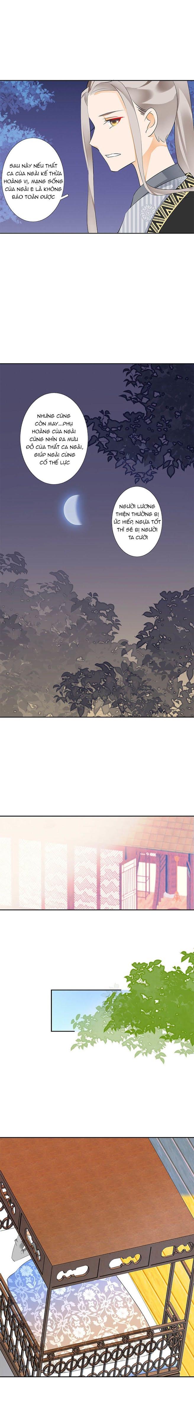 Yển Sư Yêu Hậu Chapter 16 - upload bởi truyensieuhay.com