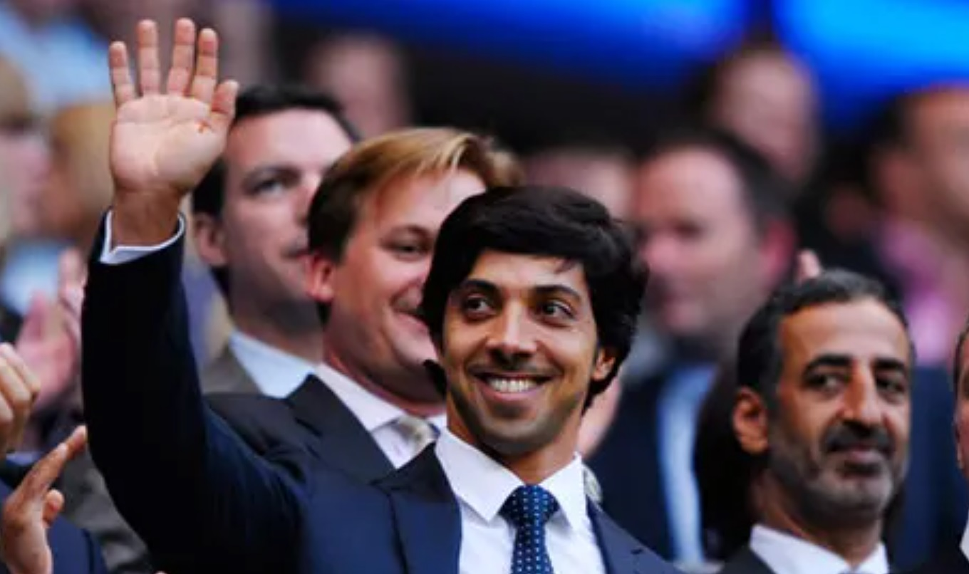 Sheikh Mansour earnings 2020