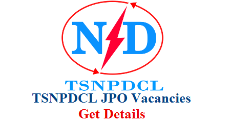 Northern Power Distribution Company Limited released Recruitment Notification to fill up 25 Junior Personnel Officers. Online Applications are invited for the NPDCL Telangana JPO 25 Posts. Educational Qualifications Submission of Online Application form Downloading Hall Tickets Exam Dates complete details here with Detailed Notification you Download here 1. Applications are invited On-line from qualified candidates through the proforma Application made available on TSNPDCL WEBSITE www.tsnpdcl.in and http://tsnpdcl.cgg.gov.in to the post of Junior Personnel Officer in Personnel & General Services of TSNPDCL. npdcl-jpo-junior-personnel-officer-vacancies-recruitment-online-application-form-exam-dates-download