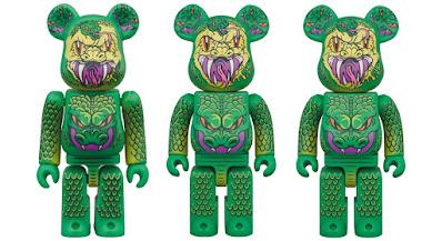 Madballs Mishka Be@rbrick Vinyl Figures by Medicom Toy