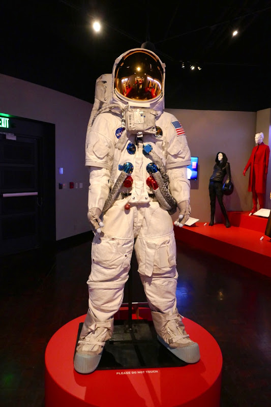 Ryan Gosling First Man Neil Armstrong Apollo A7L NASA spacesuit