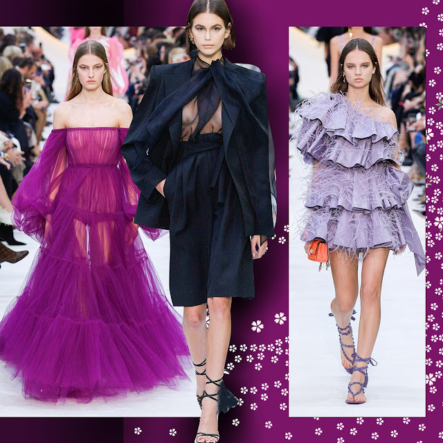 Valentino Spring Summer 2020 Paris Fashion Week by RUNWAY MAGAZINE