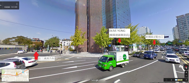韓妞在首爾的自助旅行-拍照打卡的好地方大推薦:鐘路三街益善洞韓屋村、新沙洞林蔭大道、三清洞&安國站德成女子學院旁巷弄