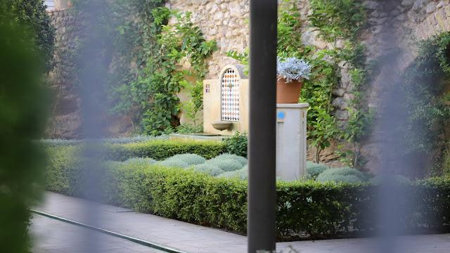 Jardín Andalusí - Palacio del Mayorazgo - Arcos de la Frontera