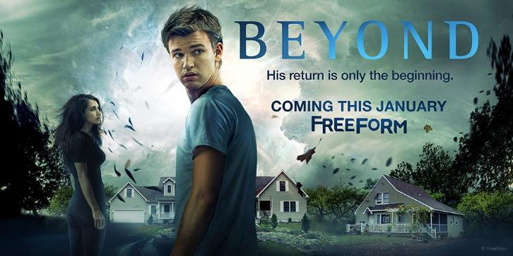Beyond - Trailer, Release Date Revealed + All Episodes to Be Available to Binge *Updated*