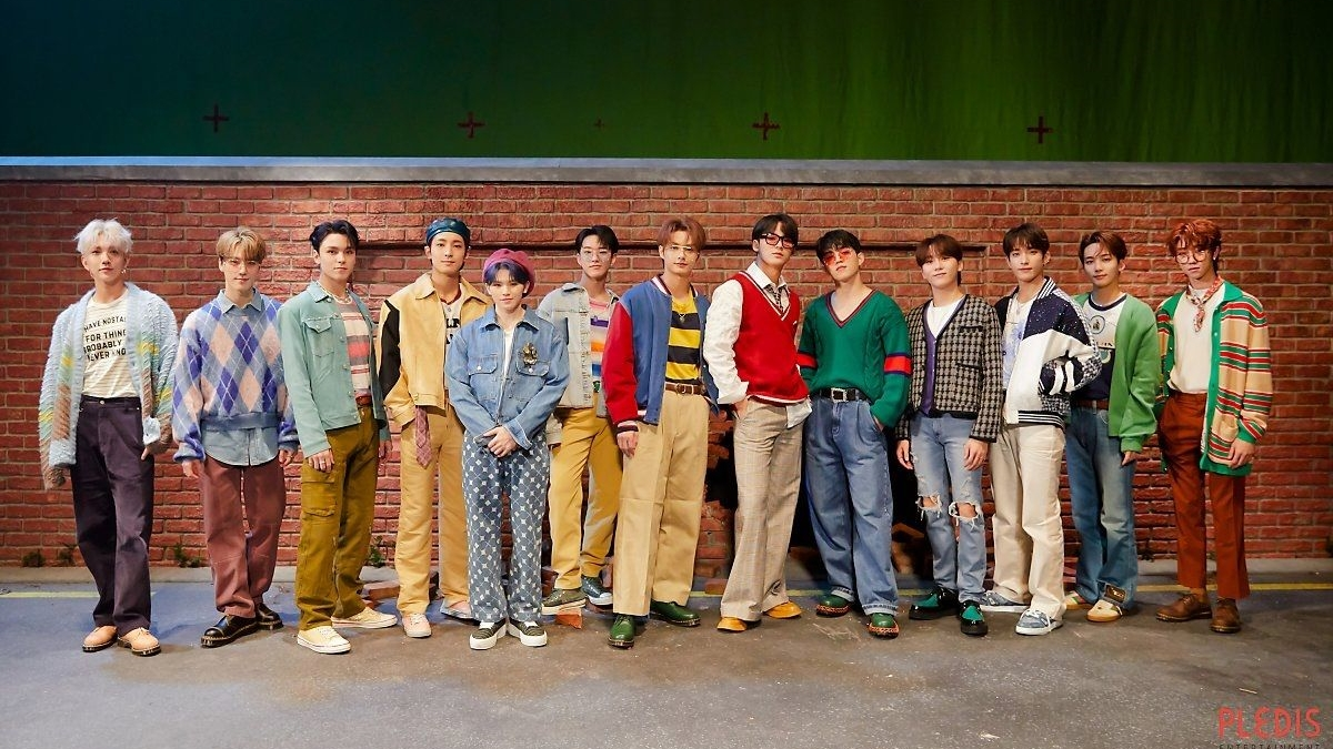 SEVENTEEN Takes Home the 4th Trophy for 'HOME RUN'