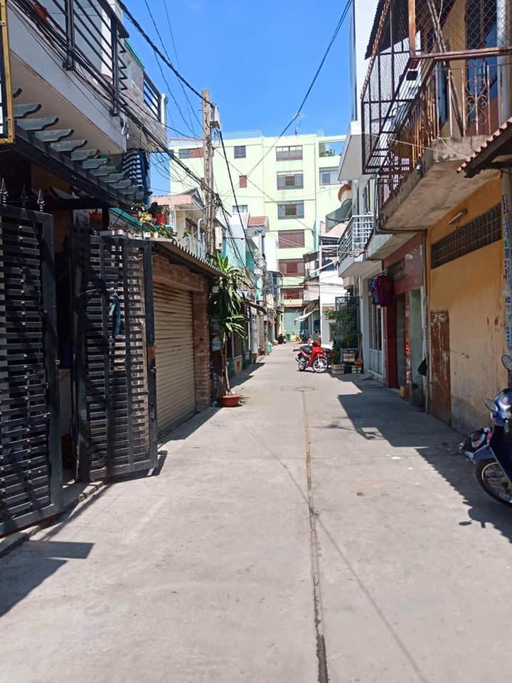 Bán nhà Đường số 8 phường Bình Hưng Hòa A quận Bình Tân