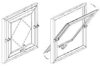 Среднеповоротные окна изготовление монтаж Волгоград