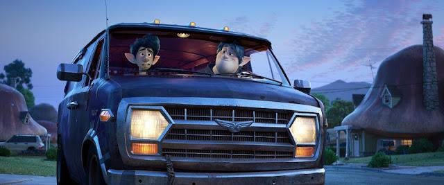 Película Onward Disney Pixar